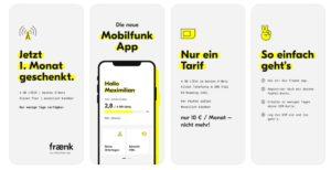 fraenk Telekom Netz Handytarif
