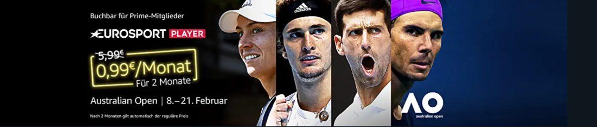 Australian Open günstig streamen
